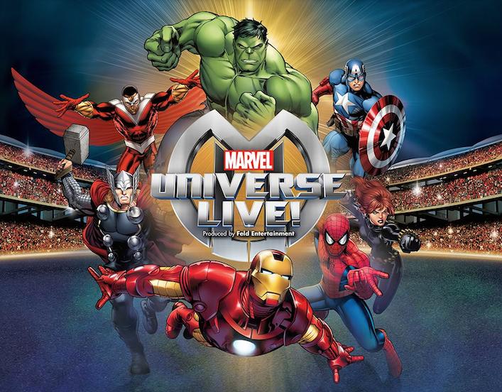 Marvel Universe Live! - Arena Zagreb