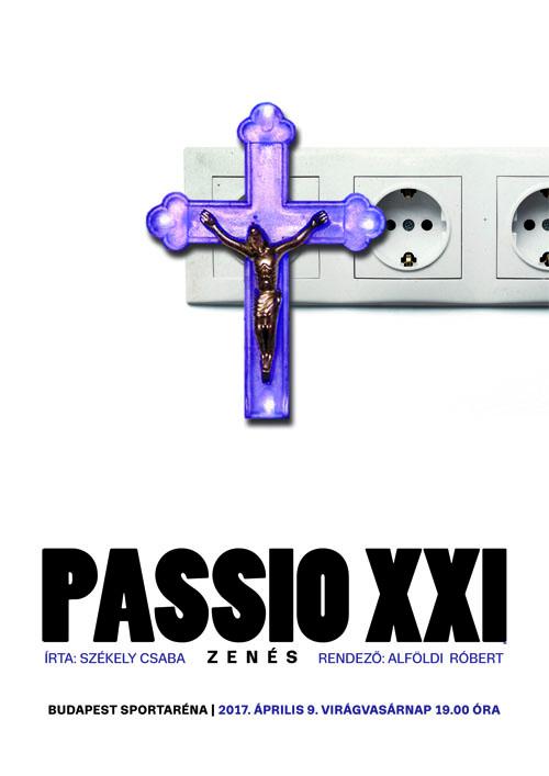 PASSIO XXI - Alföldi Róbert