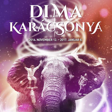 Dima Karácsonya - Cirkusz