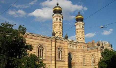 Dohány utcai Zsinagóga belépő / Rumbach utcai templom belépő