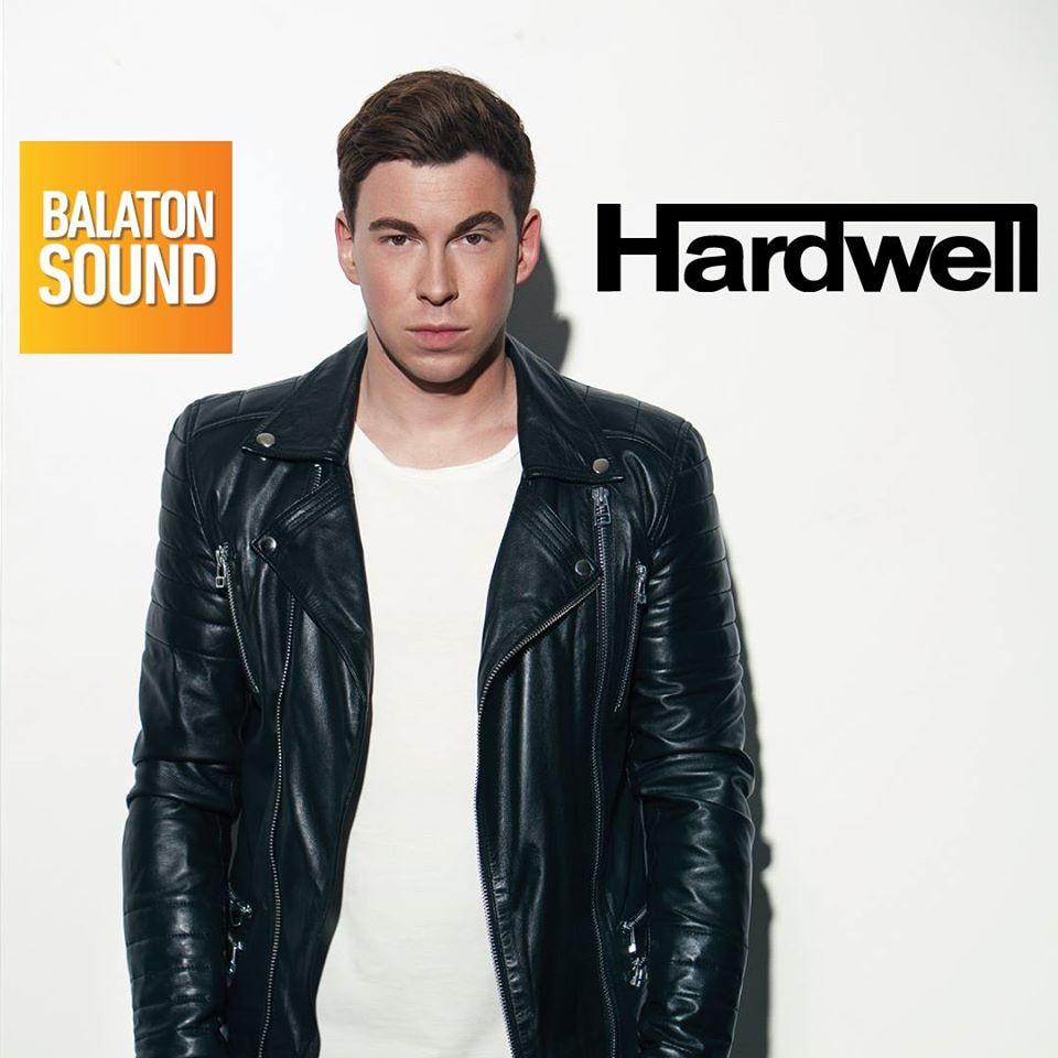 Hardwell koncert - Balaton Sound 2017