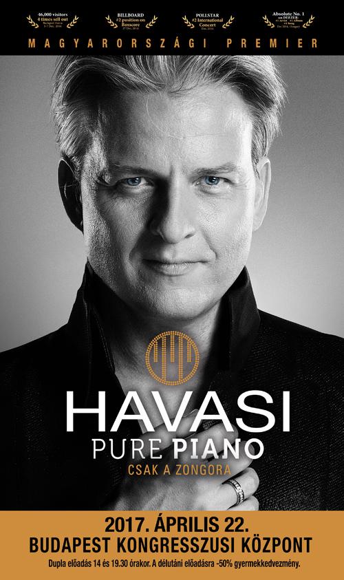 HAVASI Pure Piano koncert