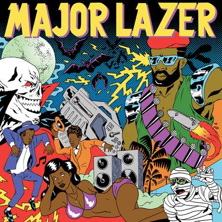 Major Lazer koncert - Sziget Fesztivál 2020