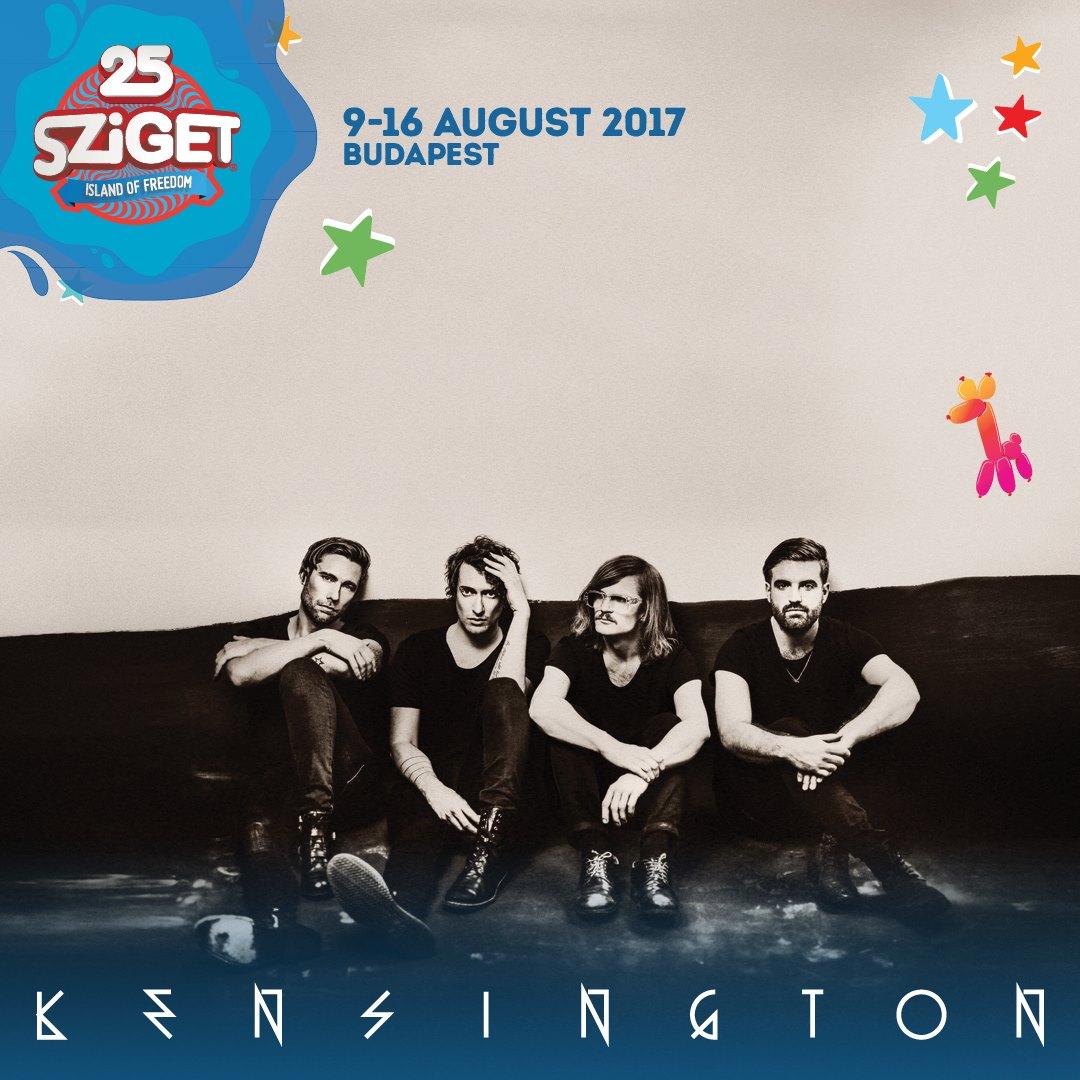 Kensington koncert 2018