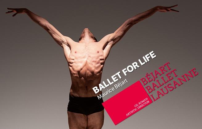Béjart Ballet a Margitszigeten