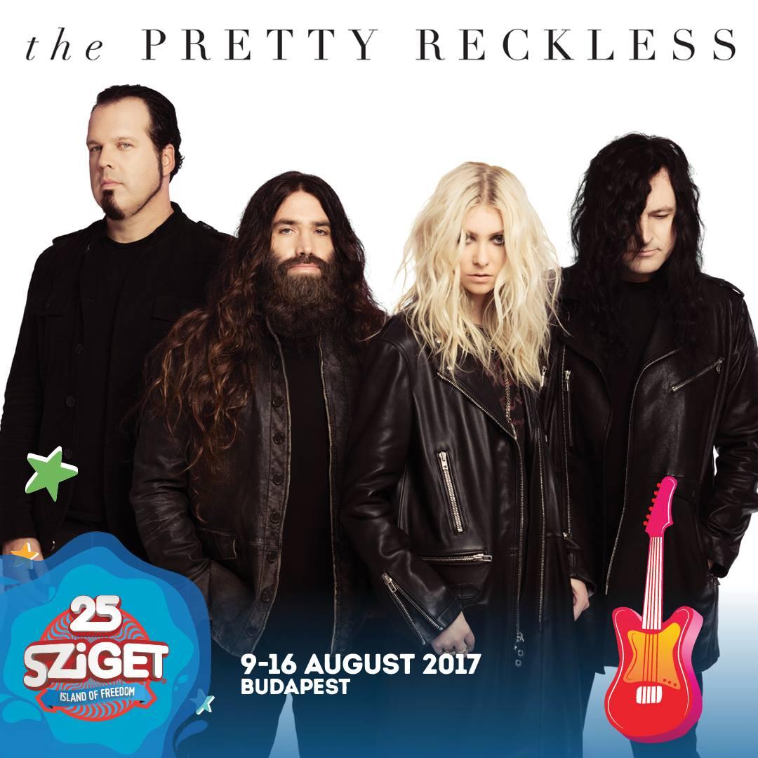 The Pretty Reckless koncert Magyarországon