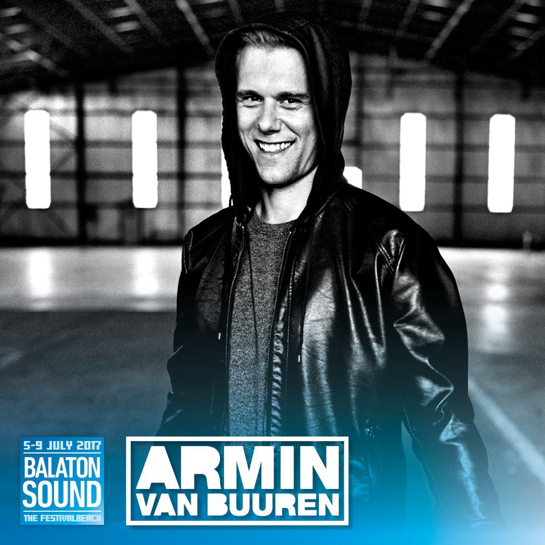 Armin van Buuren koncert - Balaton Sound