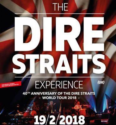 The Dire Straits Experience koncert 2018 - Wiener Stadthalle