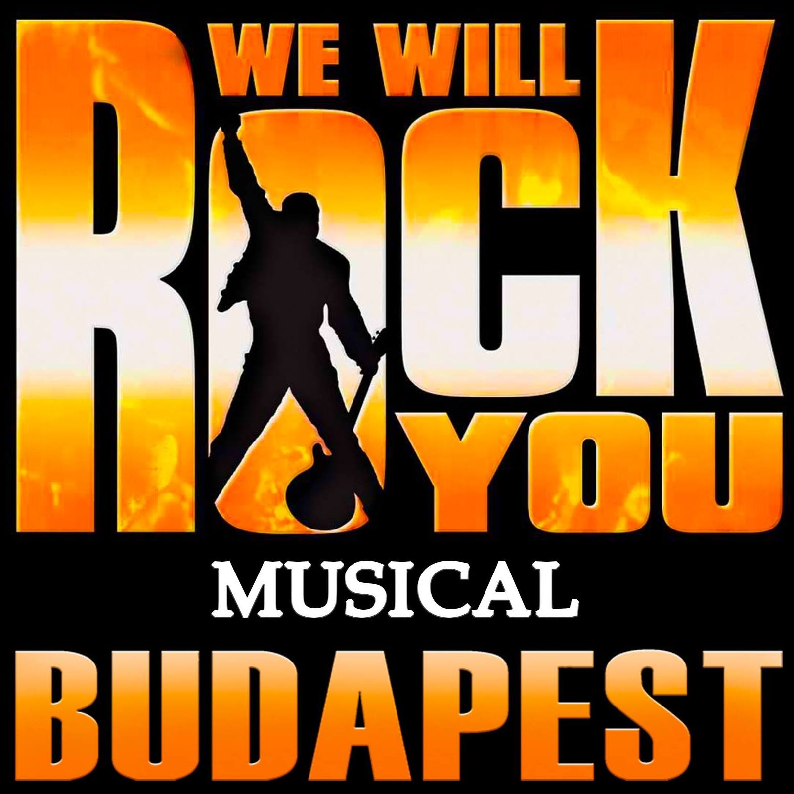 We Will Rock You Budapest