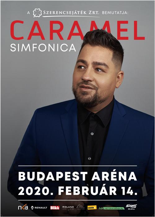 Caramel koncert 2020