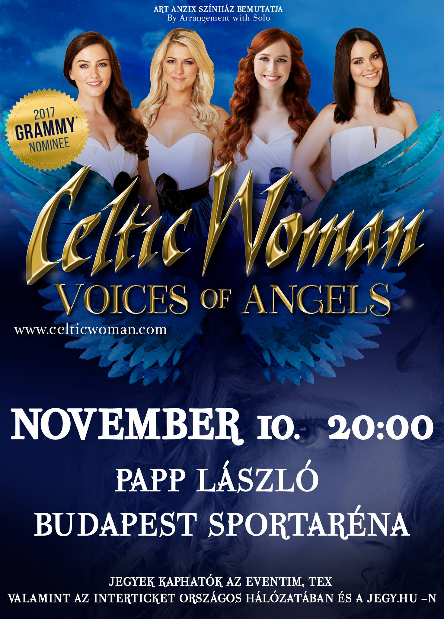 Celtic Woman koncert 2017