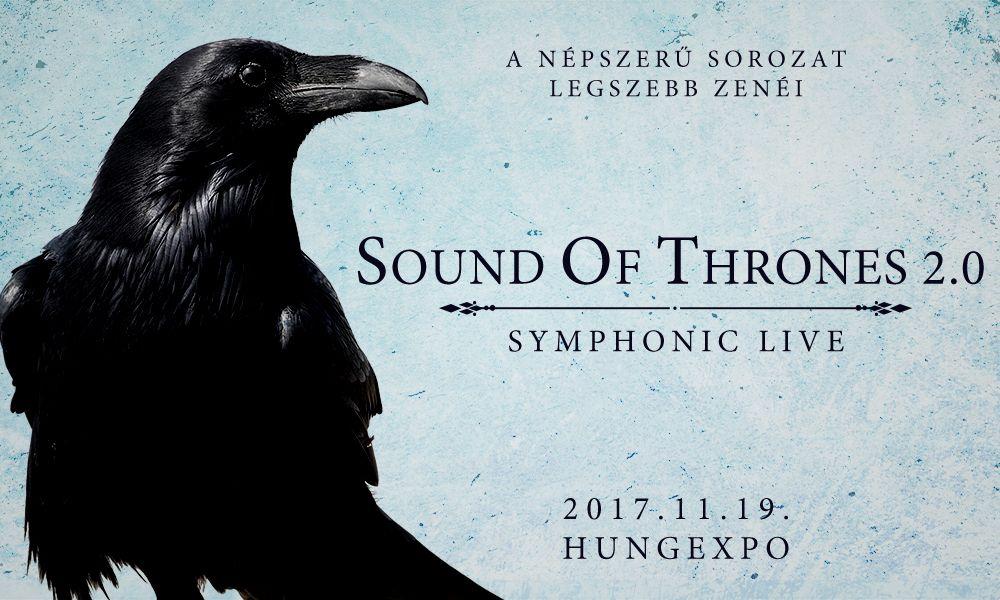 Trónok harca koncert 2017 - Hungexpo Budapest