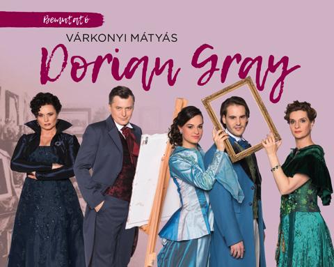 Dorian Gray musical - Operettszínház
