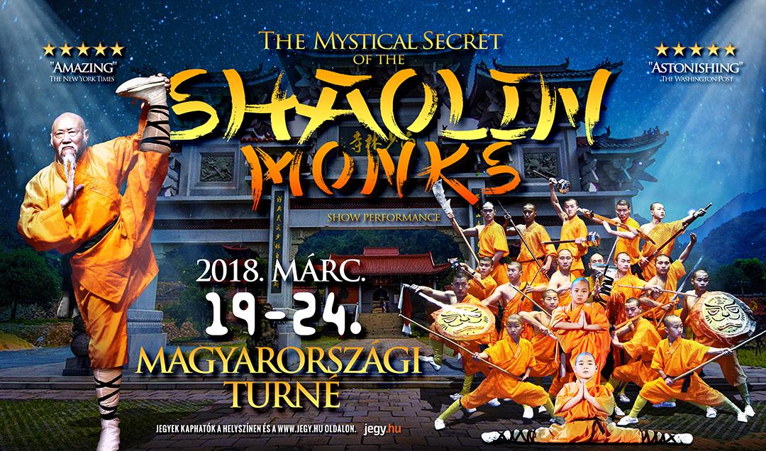 SHAOLIN - Kung fu show 2018