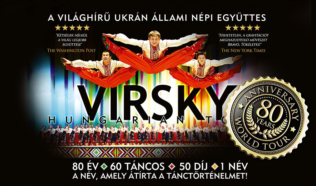 VIRSKY turné 2018