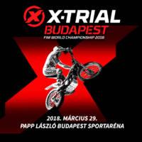 X-TRIAL WORLD CHAMPIONSHIP 2018 - ARÉNA BUDAPEST