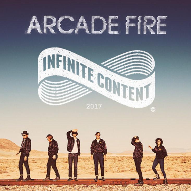 Arcade Fire koncert 2018
