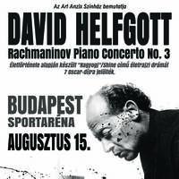 David Helfgott: Rahmanyinov 3. zongoraverseny Budapesten