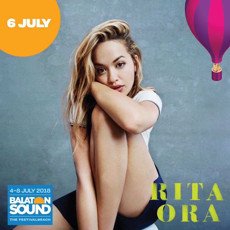 Rita Ora koncert - Balaton Sound