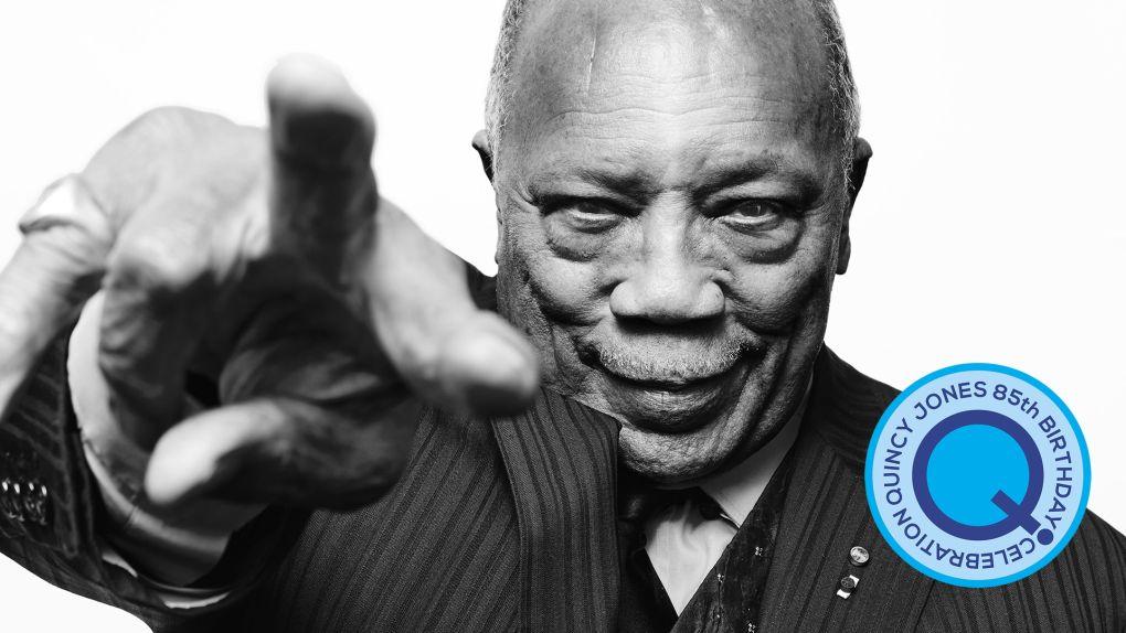 Quincy Jones koncert
