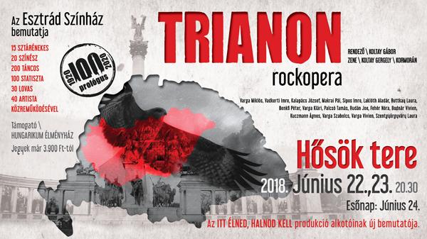 Trianon rockopera - Hősök tere