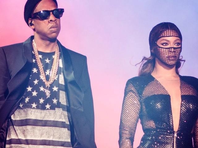 Beyonce és Jay Z koncert