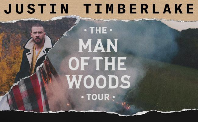 Justin Timberlake koncert Bécsben