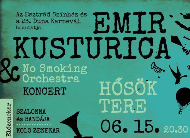 Emir Kusturica koncert 2018