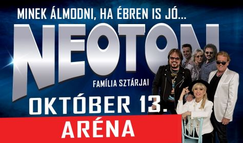 Neoton - Minek álmodni, ha ébren is jó - Aréna koncert