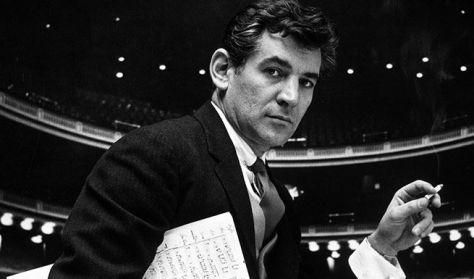 Bernstein és Gershwin a Margitszigeten szimfonikus koncert