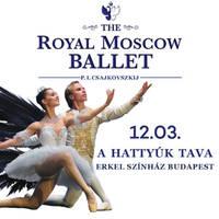 Moszkvai Balett A hattyúk tava - Erkel Színház