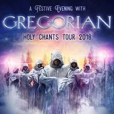 Gregorian karácsonyi koncert 2018