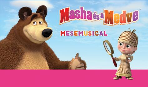 Masha és a Medve
