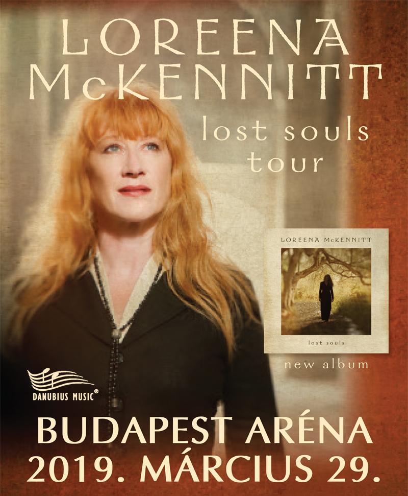 Loreena McKennitt koncert 2019