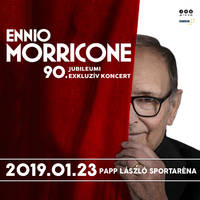 Ennio Morricone 90. jubileumi koncert 2019