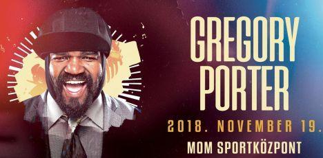 Gregory Porter koncert - MOM SPORT