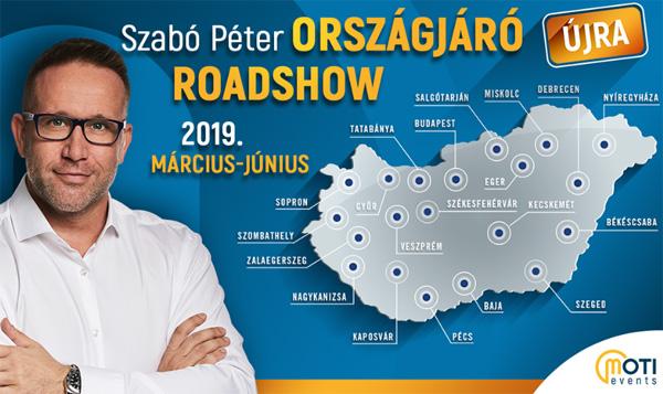 Szabó Péter előadás 2019