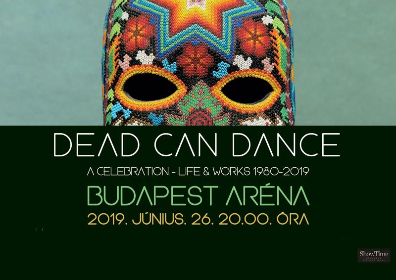Dead Can Dance koncert Budapesten