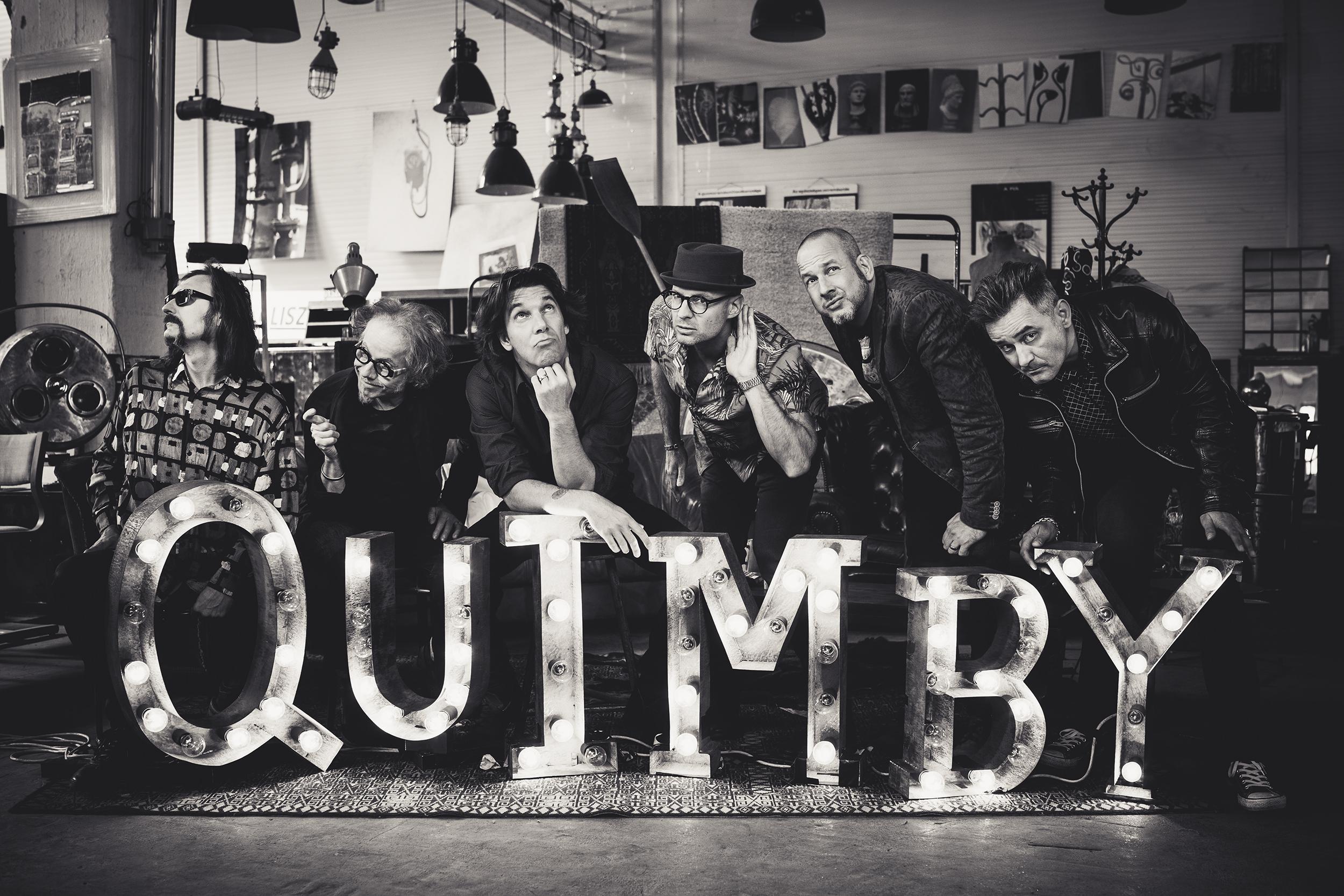 Quimby Teátrum koncert 2018