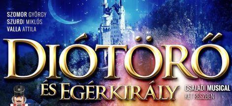 Diótörő és Egérkirály musical - BOK CSARNOK