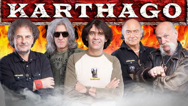 Karthago koncert 2019 - Budapest Sportaréna