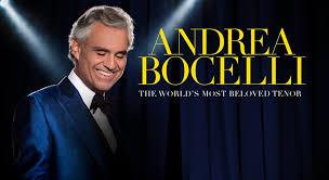 Andrea Bocelli koncert 2019 - Papp László Budapest Sportaréna