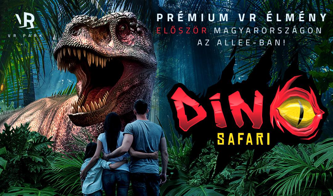 Dino Safari VR jegyek