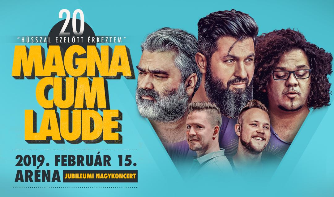 Magna Cum Laude nagykoncert 2019