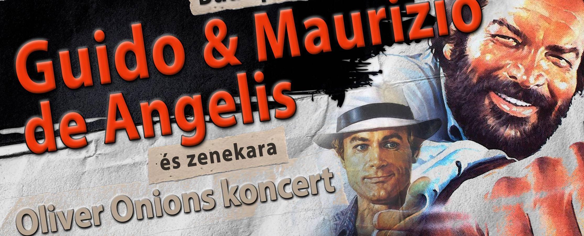 Guido & Maurizio de Angelis koncert 2019