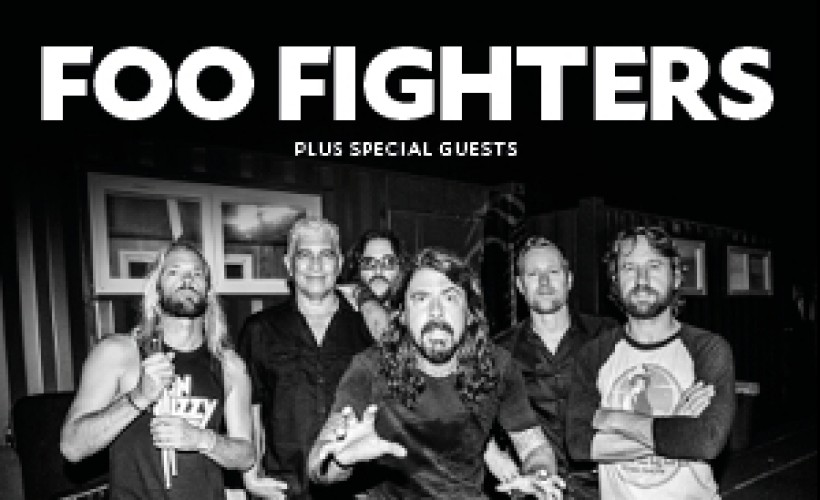 Foo Fighters koncert 2019