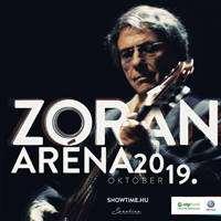 Zorán koncert 2019 - Papp László Budapest Sportaréna