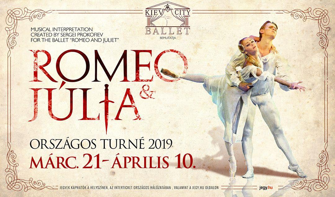 Kiev City Balett - Rómeó és Júlia balett