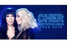 Cher koncert 2019