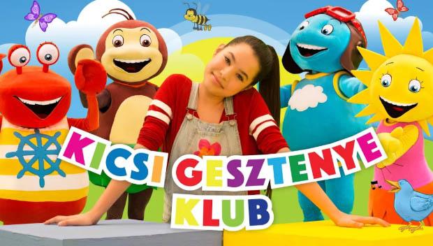 Kicsi Gesztenye Klub 2019 - Budapest